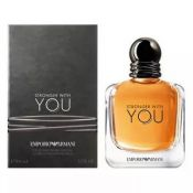 Описание аромата Giorgio Armani Emporio Armani Stronger With You